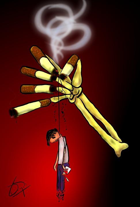 Hanging Smoker